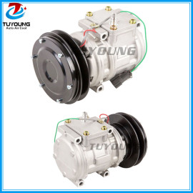 Superior quality 10PA15C auto AC compressor For John Deere Tractor Kubota ND447200-0240 4333459 AT215510 3377050050 14XZ118580