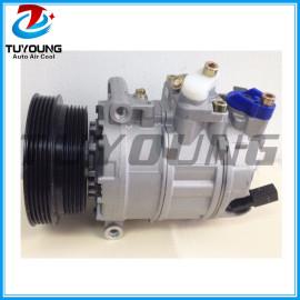 PXE16 auto air ac compressor for Audi TT Quattro VW Beetle Golf Passat CO 4574JC 98567 6512321 140378C 1K0820859G 1K0820808C