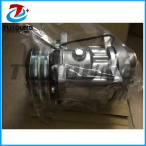 Car accessories auto ac compressor SD7H13 for Excavator Universal air conditioning compressor 12V 8946