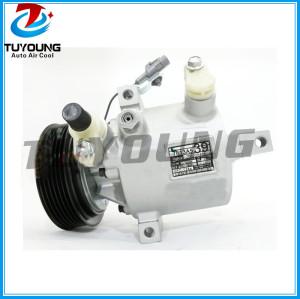 Auto ac compressor VCR06 for Mitsubishi EK Wagon DBA-B21W 7813A539 Z0020942A 27630-6A00c