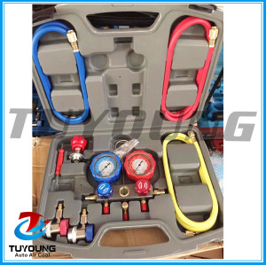 Dismantling tools for auto air conditioning system