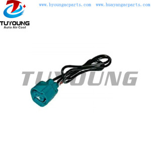 Auto ac connector assembly for denso 5SE series control valve