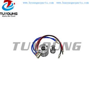 Auto ac test fixture for 5se09c 5se12c control valve