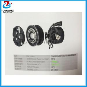 Auto ac compressor clutch for Ford Fiesta IV Mondeo III 1S7H19D629CC 1S7H19D629CD 1371570