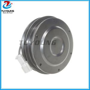 Auto ac compressor clutch for Caterpillar John Deere Komatsu excavator 1VG 24V 152mm 4472204781 447220-4053 10S15C 20Y9796121