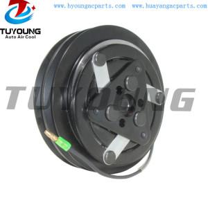 SD7H15 8023 Auto ac compressor clutch 2PK 132MM 12V Bearing size 35x55x20mm 84039022 240101250
