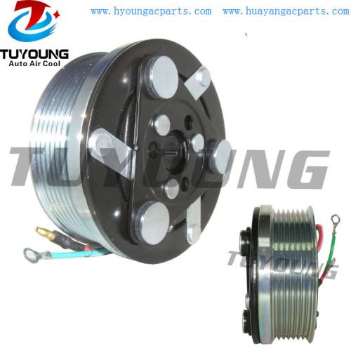 Auto ac compressor clutch Honda CR-V Civic 7PK 100MM 12V Bearing size 35x52x20mm 38800RNCZ010 38800-RNA-A020