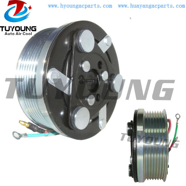 Auto ac compressor clutch Honda CR-V Civic 7PK 100MM 12V Bearing size 35x52x20mm 38800RNCZ010 38800-RNA-A020