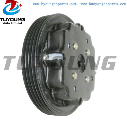 4pk 110 mm 6SEU12C car a/c compressor Clutch fit AUDI A4 A6 2.5 8E0260805R 447170-7940 447180-6710 447220-8430 4B0260805J