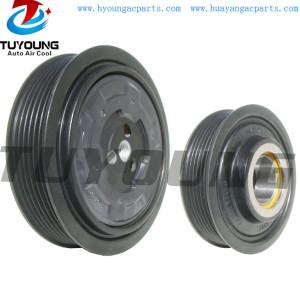 6pk 115 mm Auto a/c Clutch for AUDI A6 7SEU16C 4F0260805Q 447150-1700 447190-6423 5-147100-278