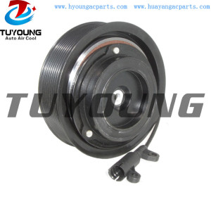 7SBU16C 10PA15C 135 mm 9PK Ac compressor clutch CLAAS JAGUAR MEGA TUCANO 7436452 A4572300711 A9062302011 7969991
