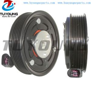 6SEU14C 6SES14C 6PK 115 mm a/c compressor clutch AUDI A4 A5 Q5 447160-5932 447280-7031 8K0260805N