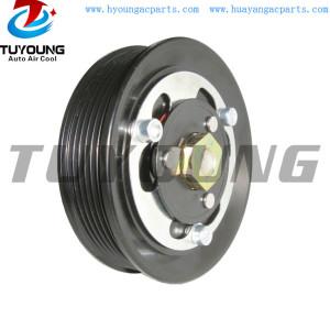 6SES14C 6PK 110mm Auto Ac compressor clutch VW GOLV VII 2013 - 447150-6031 5Q0820803D