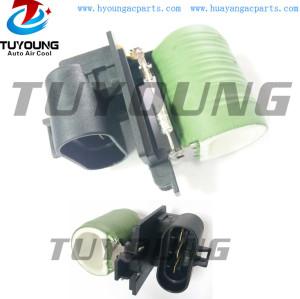 3 Pins Opel Meriva B 2010-  HVAC Blower Motor Resistor 13322476