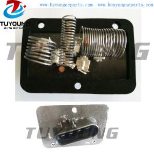4 pins Resistance Chevrolet ozimobill HVAC Blower Motor Resistor 52473132