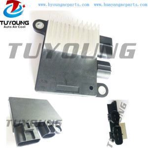 Cooling Fan blower resistor PN# 89257-26020 499300-3280 Toyota Highlander 2006-2016 resistance fan controller