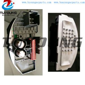 4 pins Blower resistance Porsche Cayenne , Volkswagen's new touareg 7P0 820 521A Cooling Fan Resistor
