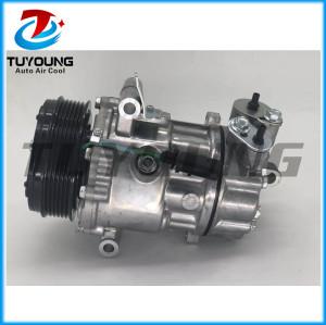Acessórios do carro auto peças A/C compressor 6V12 para Audi VW FOX/POLO SKODA 6RF820803C 6R0820803B 5U0820803F 0282909253