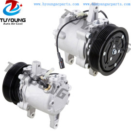 Car ac compressor Kubota Heavy Duty 1980- 2006 PN# 447280-3050 447280-3080 3P999-00620 4472803050 4472803060