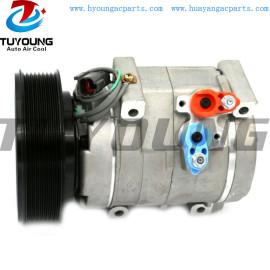 PN# 305-0325 A/C Compressor Caterpillar 322C 325D 345D 349D 10S17C 8PK 145 mm 24V 447160-0720 447260-8390