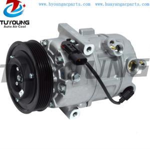 VS14E Auto AC compressor Hyundai Sonata Elantra Kia Soul 97701A5100 CO 29193C 2020823 141450