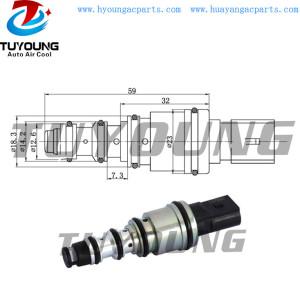 Auto a/c pump control valve Delphi CVC, Car A/C Compressor Electronic Control Valve