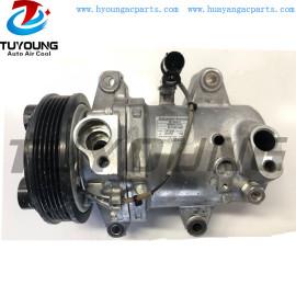 CR12SB auto ac compressor fit Mitsubishi L200 2.4 4N15 15-18 92600d250c b160206467 7813A673 6000607004