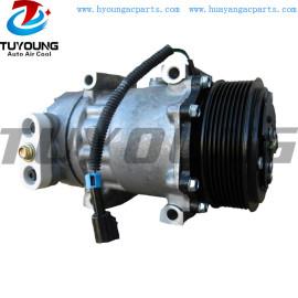 SANDEN 4042 4759 Kenworth Peterbilt auto ac compressor SD7H15 F691003 F696001111