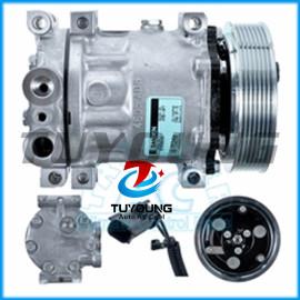 130mm 7pk Auto AC 7H15 Compressor FOR DODGE PU SD4785