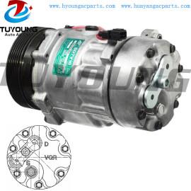 SD7V16 Auto a/c compressor Seat VW 7M0820803M 120MM PV6 12V