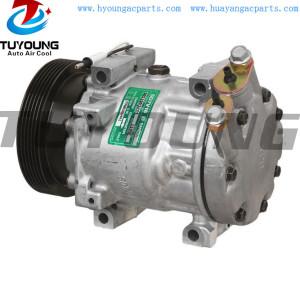 SD7V16 Auto a/c compressor Renault Clio 1.6 7700106441 125MM PV6 12V