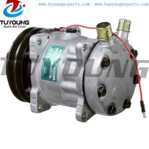 SD7H13 Auto a/c compressor 125MM 2PK 12V 4130-14-547-6332 145476332 4130145476332