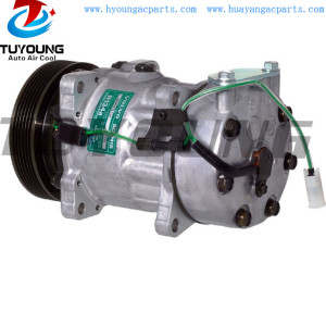 SD7H15 Car ac Compressor Volvo 9137236 125MM PV6 12V