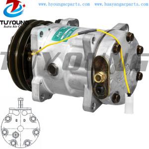 SD7H15 Car ac Compressor Volvo VI 8150136 125MM A2 24V