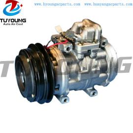 10PA17C Auto a/c compressor BMW 524 64528363551 133MM 1G 12V