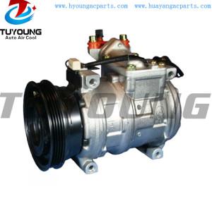 10PA17C Auto a/c compressor BMW 325 2.5td E36 64528371021 126MM PV4 12V