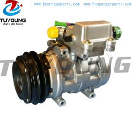 10P17C Auto a/c compressor AUDI 200 90 034260805C 132mm 1G 12V