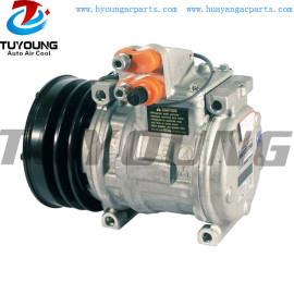 10PA15C Auto a/c compressor JOHN DEERE AZ44541 132MM 2G 12V