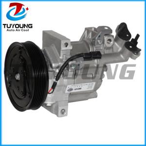 auto ac compressor fit DACIA 926009154R DKV11G 6pk 125mm 12v