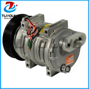 auto ac compressor fit Refrigerated truck TM21 12v 8PK 141mm