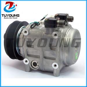 auto ac compressor fit TM31 24v 8pk 152mm