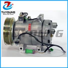 auto ac compressor fit AUDI 4A0260805AH DCW_17B 6pk 131mm