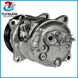 auto ac compressor fit VOLVO 6849647 9171345 3545088 9171446 DKS15VH 6pk 123mm