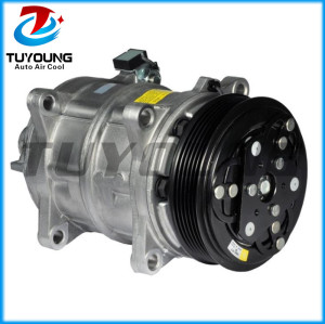 auto ac compressor fit VOLVO 6849647 9171345 3545088 9171446 DKS15VH 6pk 123mm