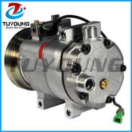 auto ac compressor fit AUDI 4A0260805AK 4pk 123mm