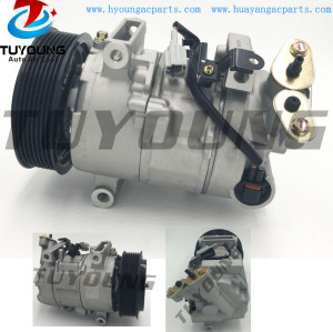 auto air conditioning compressor 6SEL14C for Renault megane 8200956574 447150-0010