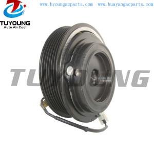 DKS15CH DKS17CH Car ac compressor clutch for Volvo S60 S80 V70 XC90 6PK 125mm 31101166 36000327 506012-0822 8602998