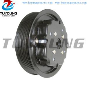 denso 6SEU16C 7PK 125 mm Auto Ac compressor clutch Mercedes-Benz C200 CLK200 0012308011 447170-7150 A0002304511 447180-3582