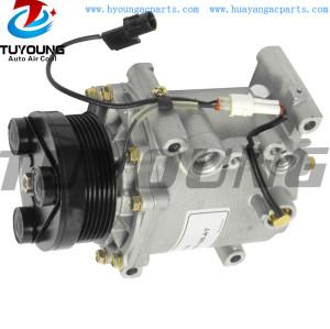 MSC105 auto ac compressor for Mitsubishi Outlander Lancer 2.4L 7512196 AKC200A560C MN151571