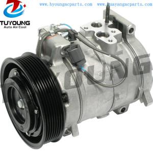 10S17C auto ac compressor for HondaElement 2.4L 2003-2011 CO 10739SC 38810PZDA00